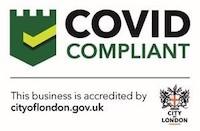 Covid Compliant Logo